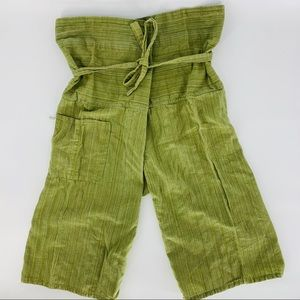 Thai cotton Fisherman shorts - one size fits all